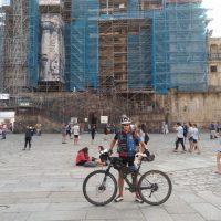 Etapa 15 – alcançando Santiago de Compostela