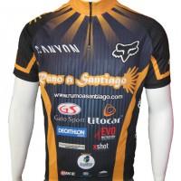 Encomende o seu jersey Rumo a Santiago