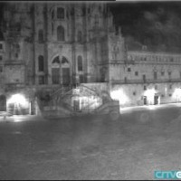 Webcam na Praça do Obradoiro