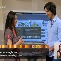 Rumo a Santiago na RTP2 (Sociedade Civil)