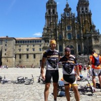 Reportagem da revista Fugas/Visão sobre o projeto Rumo a Santiago